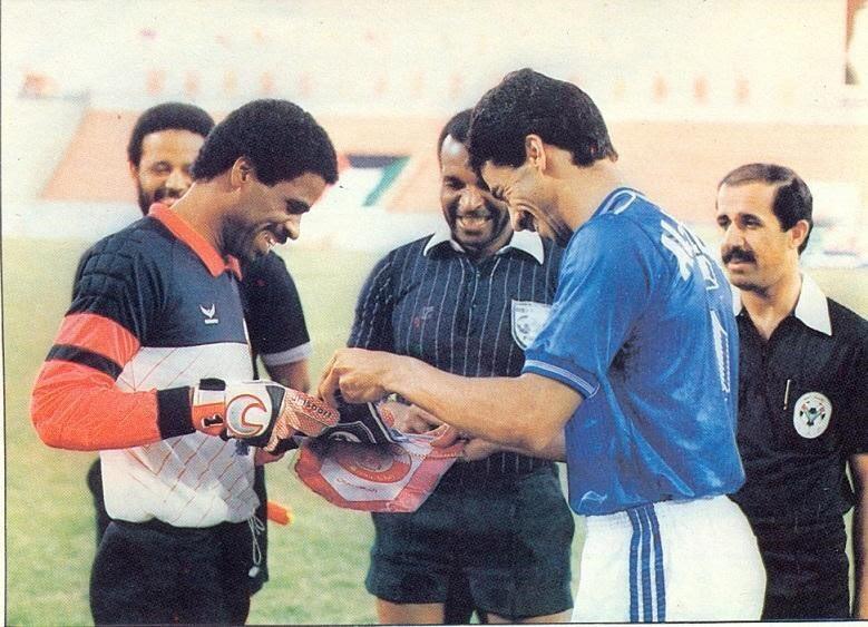Photo of أرشيف: حمود سلطان.. الحارس الأسطوري لدورات الخليج