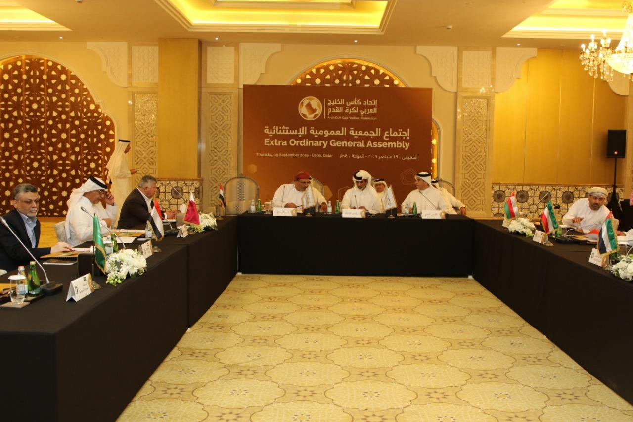 Photo of العمومية الخليجية تؤكد في بيانها الختامي على إقامة خليجي 24 في الموعد المحدد