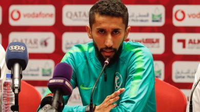 Photo of Salman Al-Faraj: We are ready for the final