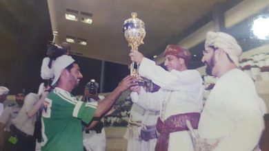 Photo of Former Omani defender Khalfan Zayed dies