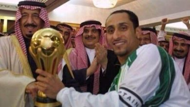 Photo of Sami Al-Jaber … the legend of Saudi football
