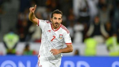 Photo of Viva: Mabkhout holds the hopes of the UAE again