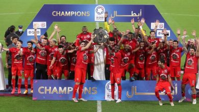 Photo of Al Duhail … Champion of the Qatari League