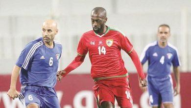 Photo of Hani Al-Dabit … the legend of the Omani attack