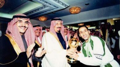 Photo of The memory of the second Gulf title of Saudi Arabia