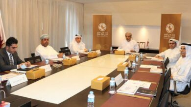 "Photo of The Committee to evaluate the files of the Gulf Cup ""25"" visits Basra"