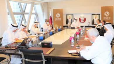 """Photo of تنفيذي كأس الخليج يستمع إلى تقرير حول ملف خليجي""""25″"""