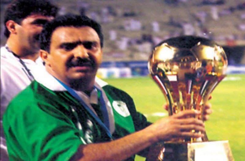 محمد الخراشي