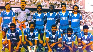 Photo of Kuwait … and the fifth Gulf title