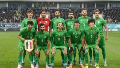 Photo of Iraq meets Tajikistan in a friendly match