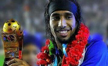 Photo of Al-Enezi is a shining lamp in the tenth Kuwaiti title