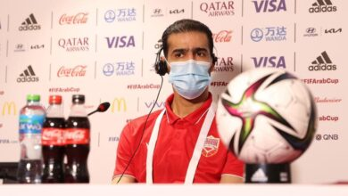 Photo of Bahrain national team player Ali Abdullah: Gulf peculiarity dominates the confrontation with Kuwait and our goal is to qualify