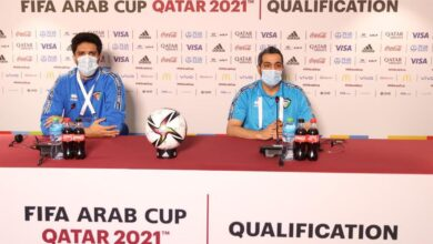 Photo of Thamer Enad, the Kuwaiti coach of Al-Azraq: We are determined to provide a level worthy of Kuwaiti football