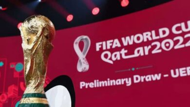 Photo of Results of the final Asian qualifiers draw for the 2022 FIFA World Cup Qatar