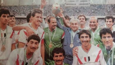 Photo of Amo Baba, the coach of the 20th century, the godfather of Iraqi football