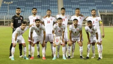 Photo of Two international friendlies for Bahrain Olympics in Turkey camp