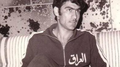 Photo of The Iraqi Ali Kazem .. The Gulf's super hat-trick